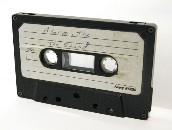 Skyfeathers cassette - The Alarm