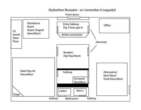 Skyfeathers floorplan